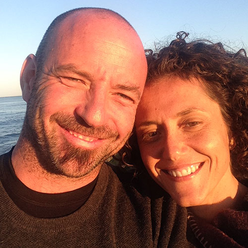 Regan Pryor & Yvette Daniel